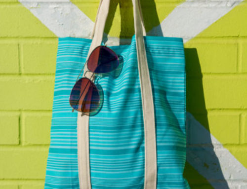 Make a Tote Bag With Straps!